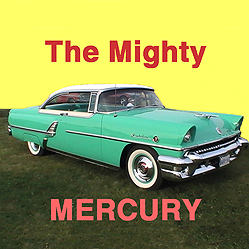 1955 Mercury Light Green